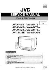 Buy JVC AV-32S575 Service Manual Schematic Circuit. by download Mauritron #269891