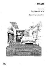 Buy Hitachi VTFX601AC Service Manual by download Mauritron #265465