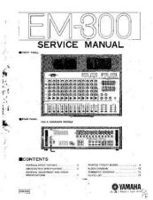 Buy JVC EM-85 Service Manual by download Mauritron #250939