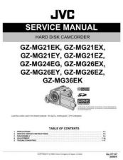 Buy JVC GZ-MG26EY by download Mauritron #273330