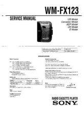 Buy Sony WM-FX123 Mauritron by download Mauritron #229938