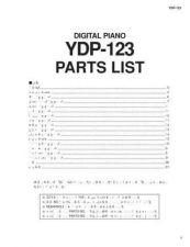 Buy Yamaha YDP131 SM C Information Manual by download Mauritron #260061