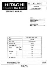 Buy Hitachi R-20A3GD Service Manual by download Mauritron #263913
