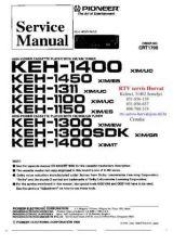 Buy PIONEER KEH1400 KEH1450 KEH1311 KEH1100 KEH1150 KEH1300 KEH1 Technical Informati