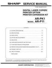 Buy Sharp ARPB2SME Manual by download Mauritron #212035