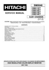 Buy Sony CM25020SSKMT Service Manual by download Mauritron #239112