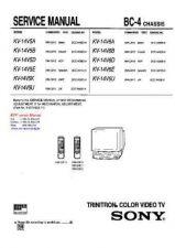 Buy Sony KV-14V6U Service Manual by download Mauritron #244265