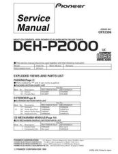 Buy Pioneer C2396 Manual by download Mauritron #227255