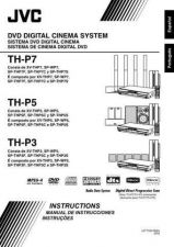 Buy JVC TH-P5-7 Service Manual by download Mauritron #273641