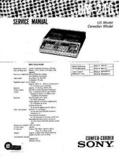 Buy Sony BM-75 Technical Information by download Mauritron #235405