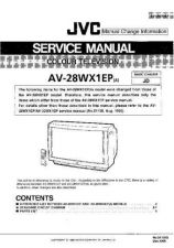 Buy JVC jvc-av-28wx1ep-2- Service Manual by download Mauritron #273469