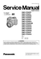 Buy Panasonic DMC-L10KPP Service Manual with Schematics by download Mauritron #266827