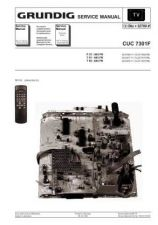 Buy GRUNDIG CUC7301F SERVICE I by download #105613