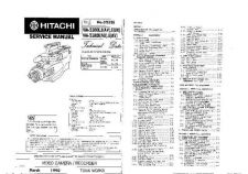Buy Fisher hitachi-vm-2300-2380-camera Service Manual by download Mauritron #215878