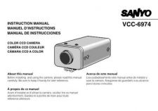 Buy Fisher. VCC-6592P Service Manual by download Mauritron #218775
