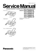 Buy Panasonic KX-TCA95PC Service Manual by download Mauritron #267353