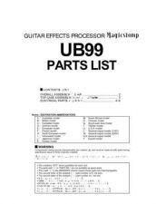 Buy Yamaha UB99 PL Information Manual by download Mauritron #259818