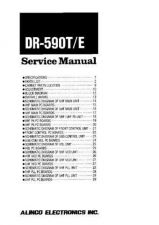 Buy ALINCO DR620SER Service Information by download #110396