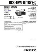 Buy Sony DCR-TRV738ETRV740 TRV740ETRV840... (1) Service Manual by download Mauritro