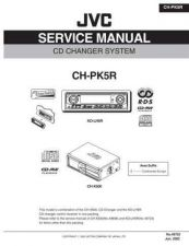 Buy JVC CH-X1500RF Service Manual Schematic Circuit. by download Mauritron #270145