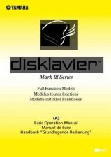 Buy Yamaha DKVMK3FULL A F X2657B0 Operating Guide by download Mauritron #247440