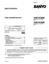 Buy Fisher. Service Manual For VHR-H790E by download Mauritron #217621