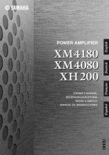 Buy Yamaha XM4180 EN Operating Guide by download Mauritron #250275