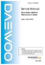Buy Daewoo. KOC-995T0S_2. Manual by download Mauritron #213080