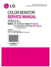 Buy FB770G Brand1 Service Information by download #111425