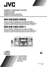 Buy JVC MX-KB15 Service Manual. On by download Mauritron #272025