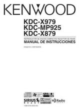 Buy Kenwood KDC-X889 Operating Guide by download Mauritron #219141