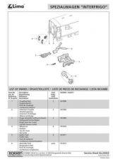 Buy Hornby No.00005 Special Car Interfrigo (Lima) Information by download Mauritron
