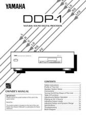 Buy Yamaha DDP-1 Operating Guide by download Mauritron #247383