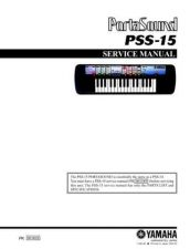 Buy Yamaha PSR-S700 S900 OV1 C Manual by download Mauritron #259164