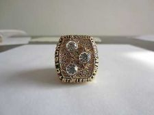 Buy 1978 Super bowl XIII CHAMPIONSHIP RING Pittsburgh Steelers MVP Terry Bradshaw 11