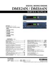 Buy Yamaha DME24N 64N PCB13 C Manual by download Mauritron #256175