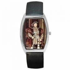 Buy King Henry VIII Holbein Portrait Art Wrist Watch