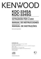 Buy Kenwood KDC-334SA Operating Guide by download Mauritron #221653