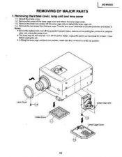 Buy Sharp. XG-NV3XU_14 Service Manual by download Mauritron #211968
