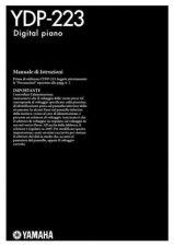 Buy Yamaha Yamaha YDP223 IT Service Manual by download Mauritron #259967