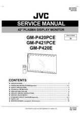 Buy JVC GM-P421PCE Service Manual Schematic Circuit. by download Mauritron #270478
