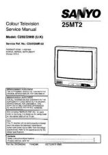Buy Sony C25EP57NB[-] Service Manual by download Mauritron #236974