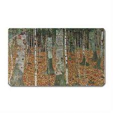 Buy Birch Forest Art Klimt Vinyl Fridge Magnet