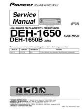 Buy Pioneer C3176 Manual by download Mauritron #227526