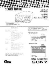 Buy Sony tck650 Service Manual by download Mauritron #245395