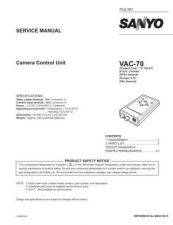 Buy Fisher. Service Manual For VA-EXH by download Mauritron #217473