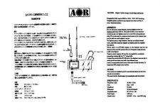 Buy AOR SA7000M OPERATING by download #117398