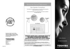 Buy TOSHIBA AK41-J7 SOUND AMP Service Schematics Service Information by download #1