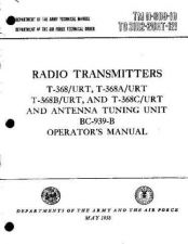 Buy MILITARY SURPLUS TM 11-809 Technical Information by download #115496