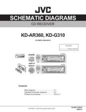 Buy JVC KD-G310U SCH SERVICE MANUAL by download Mauritron #220324